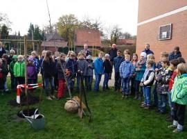 Baumpflanzung des Lions Club