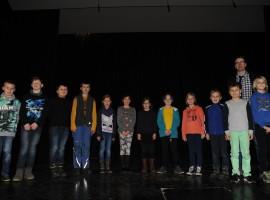 2. Runde der Mathematik Olympiade