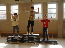 Schultenniscup der dritten und vierten Klassen