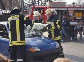 """Projekttag """"Feuerwehr"""""""