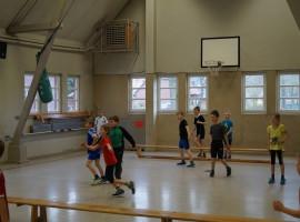 Völkerballturnier