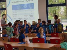 Mathematik Olympiade 3. Runde